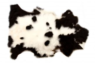 Естествена овча кожа, модел 6