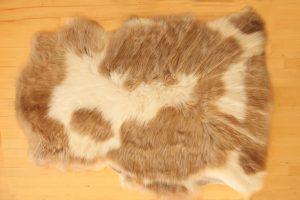 Естествена овча кожа, интериорна, арт. №14